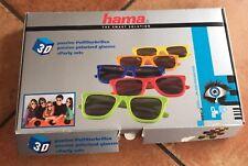 Occhiali 3D Passivi HAMA 4 Paia