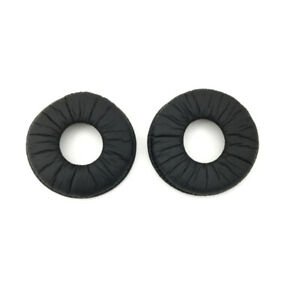 Sony MDR-ZX110 Replacement Ear Pads Cups MDRZX110 Earpads Black