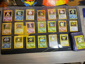 Pokemon Trading Cards BASE SET 2 Complete 130/130 Rare & Holo NM