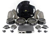 Audi Q3 8U BOSE Surround Sound-System Verkleidung Verstärker Lautsprecher 10-4-5