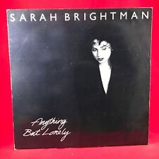 "SARAH BRIGHTMAN Anything But Lonely 1989  12"" vinyl single EXCELLENT CONDITION"