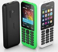 Nokia 215 8MB Storage - dual sim unlock NEW CONDITION