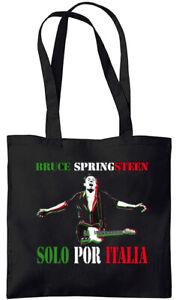 Bruce Springsteen - Solo Por Italia - Tote Bag (Jarod Art Design)