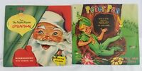 VINTAGE! 1952 & 1953 Peter Pan Records Unbreakable