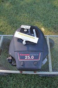 Kawasaki 25 HP Vertical Shaft Mower Engine Motor FH721V
