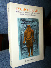 Tycho Brahe, 1963, By Dreyer, 16th Century Life & Work, Astronomy, Hveen, Kepler