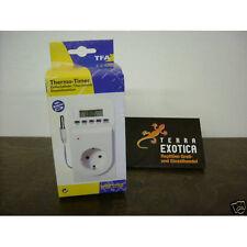 TFA Thermotimer Zeitschaltuhr / Thermostat Thermo-Timer
