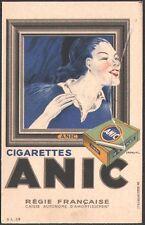 Dransy. Les cigarettes Anic