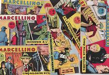 MARCELLINO n°1 à 42 - Collection complète 1958. Rare