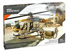 MEGA BLOKS CONSTRUX CALL OF DUTY URBAN ASSAULT COPTER FDY78