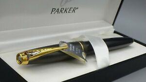 2004 Parker 51 Reimagined - Cobalt Black Parker 100 Fountain Pen