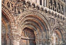 B50323 L`art Roman a Poitiers Eglise Notre Dame la Grande    france