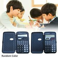 Multi Functional Pocket Scientific Calculator With Clock Student School HOT