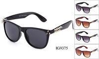 Bulk 12 Pairs New Spiky Designer Women Fashion Plastic  Sunglasses Wholesale