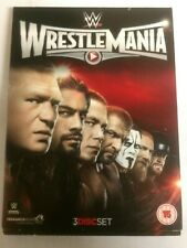 WWE: Wrestlemania 31, [DVD, 3 Disc-Set] New & UNsealed T4