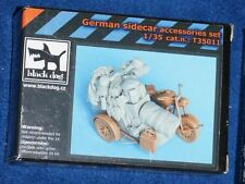BMW Motorrad Accessories Set von Blackdog in 1/35