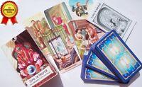 Карты таро 78 дверейключей  Tarot Cards 78 doors  keys Dense Lamination!