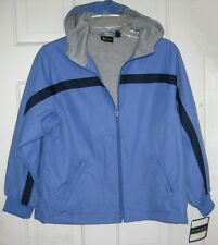 Tek Gear Boy's Lined Jacket with Hood, Size 10/12, NWT