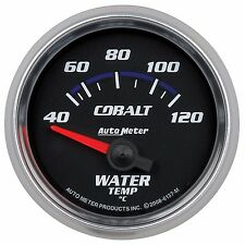 AutoMeter 40-120 °C Cobalt Analog Water Temperature Gauge * 6137-M *