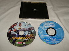 Silent Hunter (PC, 1997) & Serious Sam The Second Encounter (PC, 2001)