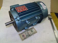 New Leroy Somer Powerbloc 2 hp 20Gs7D motor 1145 rpm 200 230 460 v Fr 184Tyz 3Ph