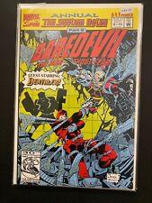 Daredevil Annual 8 High Grade Marvel Comic Book CL63-152