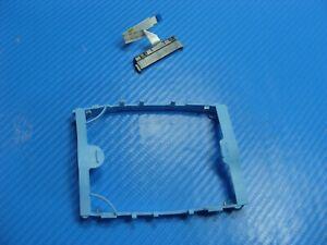 """HP ENVY 15-j011dx 15.6"""" Genuine HDD Hard Drive Caddy w/Conector 6017B0416801"""