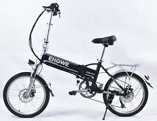 "ENGWE E-Bike Folding Electric Bike Bicycle Bike 250W 48V Powe 20"" Wheel EU SHIP"