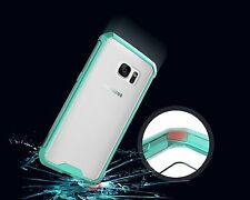 Ultra thin Hyrbid Shockproof Bumper Case Cover for Samsung Galaxy S7 edge S7