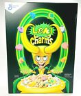 Disney Marvel Loki Lucky Charms Collectible Cereal Box LE 3500 Blemish Box New