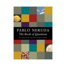 The Book of Questions by Pablo Neruda, William O'Daly (translator)