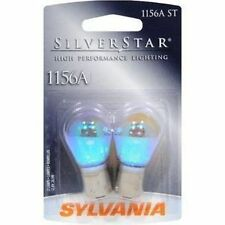 Sylvania Silverstar 1156AST BP Amber Signal Light Bulb - Pair Bulk Packaged