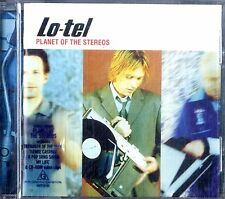 LO-TEL Planet of the Stereos CD Near Mint