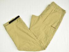 Norrona Nansen Femme Léger Pantalon Outdoor Randonnée Pantalon Long Taille 42