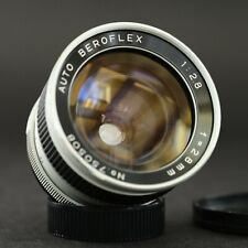 AUTO BEROFLEX 28mm F2,8 -  M42 lens made in Japan