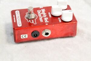 Mad Professor Mighty Red Distortion Hw Up To 20 Downs