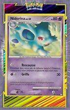 🌈Nidorina - DP02:Trésors Mystérieux - 56/123 - Carte Pokemon Neuve Française