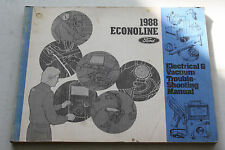 1988 Ford Wiring Manual Econoline