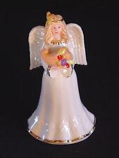 Lenox American By Design Angel Figurine ~ Thanksgiving Angel ~ Cornucopia Euc