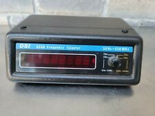 Dsi 3550 Frequency Counter 50hz 550mhz No Power Adaptor Untested