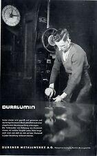Dürener Metallwerke Duralumin Flugzeugbau Grunau u.a.Histor.Aviatik-Annoncen1941