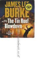 CD--JAMES LEE BURKE UND WILL PATTON--    THE TIN ROOF BLOWDOWN: