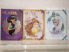 ELF Disney Princess BEAUTY BOOK - JASMINE BELLE & ELSA Eye Shadow Palette