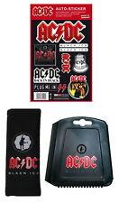 Ac/dc Gurtpolster Gurtschoner Sticker Eiskratzer Ac-dc ACDC
