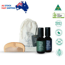 Men's Natural Skincare Gift Pack Fathers Day Valentine's Day Native Man