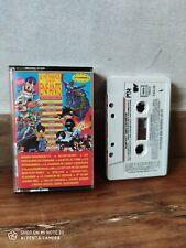 Rare audio cassette k7 the hit parade of children dragon ball flashman grendizer