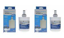 Water Filter WSS-1 for Samsung DA29-00003G DA29-00003A 2-Pack
