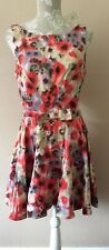 River Island  Skater summer holiday  party wedding dress size 16 BNWT