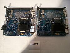 - LOT OF 2X Logic Board Mac mini  820-1652-A A1103