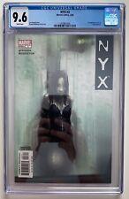 NYX #3 (Marvel, 2004)(CGC 9.6)